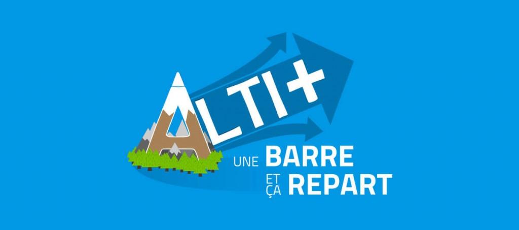 Alti+ - Logo
