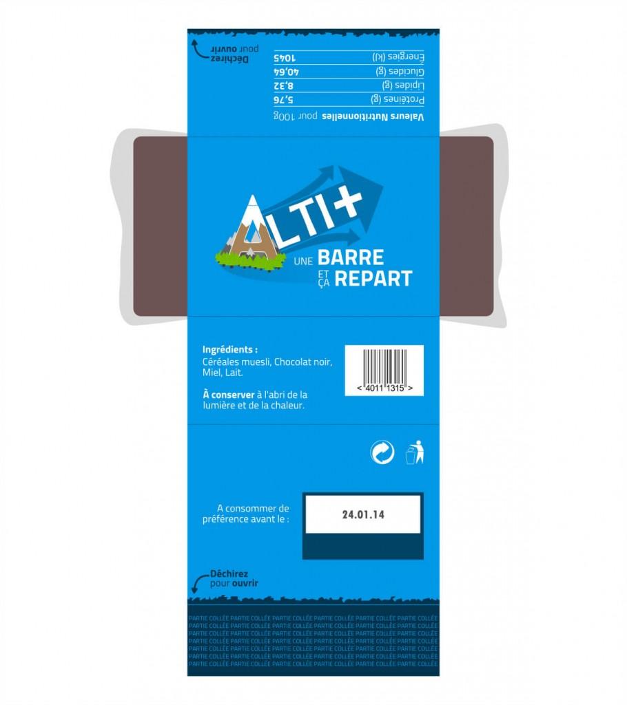 Alti+ - Packaging