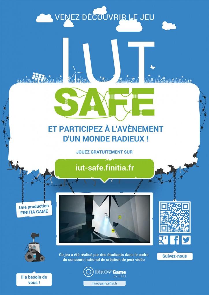 IUT Safe - Affiche