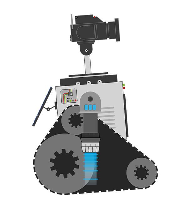 IUT Safe - Robot