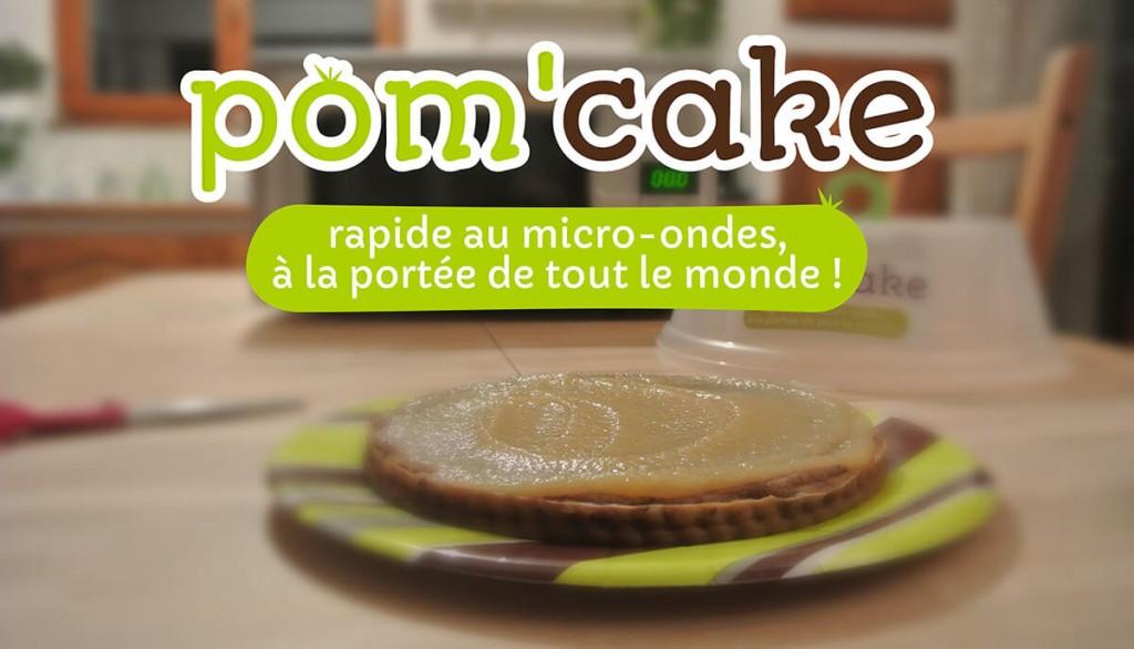 Pom'cake - Logo