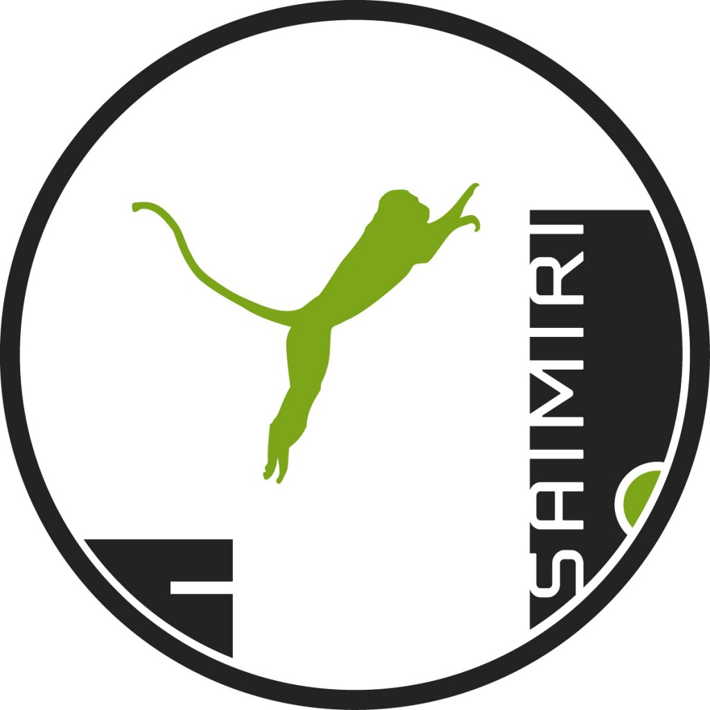 Saïmiri Parkour - logo officiel