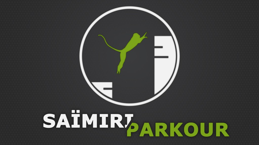 Saïmiri Parkour - wallpaper
