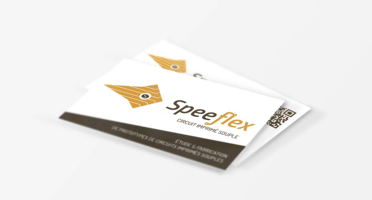 Speeflex Carte De Visite