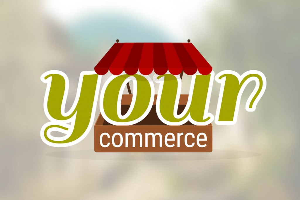 Your commerce - Logo