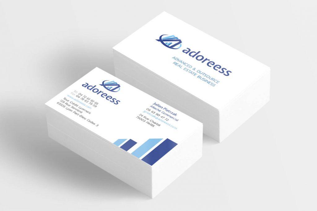 Adoreess - Carte de visite
