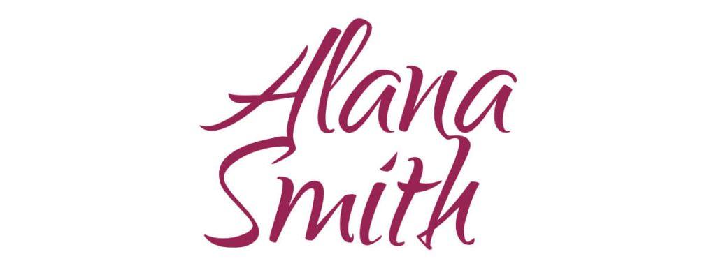 Alana Smith - Logo